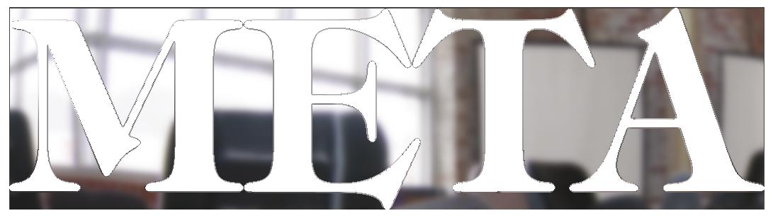 META Srl - Logo Inverted Footer